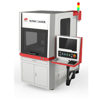 Enclosed Co2 Laser Marking Machine for Paper Leather