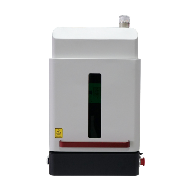 Enclosed Fiber Laser Marker