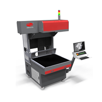 High Speed Dynamic Co2 Laser Marking Machine Rf for Non-metal
